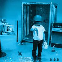 Jack White - That Black Bat Licorice b/w Blue Light, Red Light
