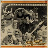 Jack White And The Electric Mayhem - You Are The Sunshine Of My Life -  7 inch Vinyl
