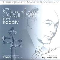 Janos Starker - Starker Plays Kodaly