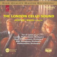 Geoffrey Simon - The London Cello Sound