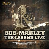 Bob Marley and The Wailers - The Legend Live in Santa Barbara