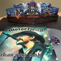 Motorhead - Clean Your Clock: The Official Motorhead Live Album