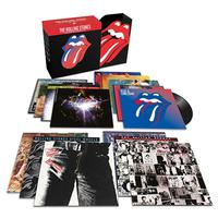 The Rolling Stones - Studio Albums Vinyl Collection 1971-2016