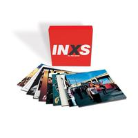 INXS - All The Voices -  Vinyl Box Sets