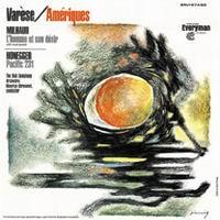 Maurice Abravanel - Varese: Ameriques -  180 Gram Vinyl Record