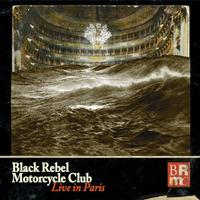 Black Rebel Motorcycle Club - Live In Paris -  Vinyl Record & DVD