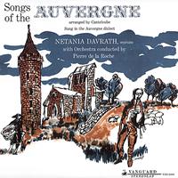Pierre de la Roche - Canteloube: Songs of the Auvergne