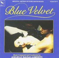 Various Artists - Angelo Badalamenti: Blue Velvet