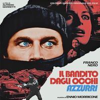 Ennio Morricone - The Blue-Eyed Bandit (Il bandito dagli occhi azzurri) -  Vinyl Record