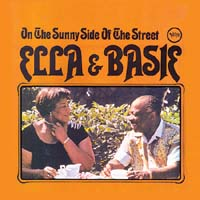 Ella Fitzgerald & Count Basie - On The Sunny Side Of The Street