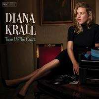 Diana Krall - Turn Up The Quiet -  Vinyl Record