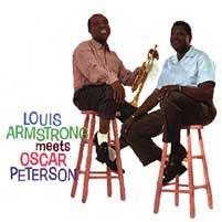 Louis Armstrong and Oscar Peterson - Louis Armstrong Meets Oscar Peterson