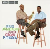 Louis Armstrong and Oscar Peterson - Louis Armstrong Meets Oscar Peterson -  180 Gram Vinyl Record