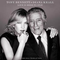 Tony Bennett and Diana Krall - Love Is Here To Stay -  140 / 150 Gram Vinyl Record