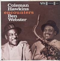 Coleman Hawkins - Coleman Hawkins Encounters Ben Webster