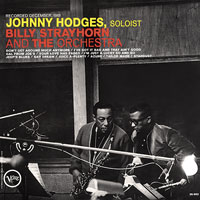 Johnny Hodges - Johnny Hodges, Soloist/Billy Strayhorn and the Orchestra