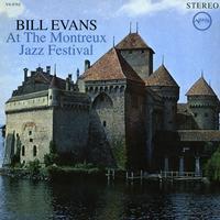Bill Evans - Bill Evans At The Montreux Jazz Festival