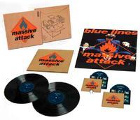 Massive Attack - Blue Lines Box Set