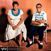 Ella Fitzgerald and Louis Armstrong - Ella and Louis -  45 RPM Vinyl Record