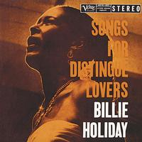 Billie Holiday - Songs For Distingue Lovers -  45 RPM Vinyl Record