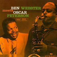 Ben Webster - Ben Webster Meets Oscar Peterson -  45 RPM Vinyl Record