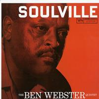 Ben Webster Quintet - Soulville -  45 RPM Vinyl Record