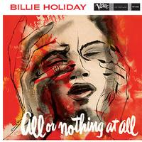 Billie Holiday - All Or Nothing At All -  45 RPM Vinyl Record