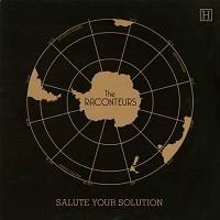 The Raconteurs - Salute Your Solution -  45 RPM Vinyl Record