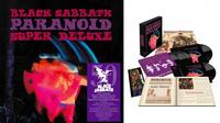 Black Sabbath - Paranoid -  Vinyl Box Sets