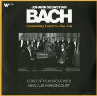 Nikolaus Harnoncourt - Bach: The Brandenburg Concerto