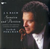 Itzhak Perlman - Bach: Sonatas & Partitas For Solo Violin
