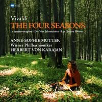 Anne-Sophie Mutter - Vivaldi: The Four Seasons/ Von Karajan