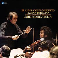 Itzhak Perlman - Brahms: Violin Concerto