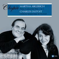 Martha Argerich - Chopin: Piano Concertos Nos. 1 & 2/ Dutoit