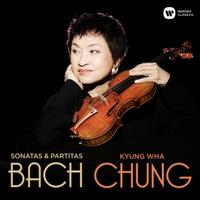Kyung-Wha Chung - Bach: Violin Sonatas & Partitas