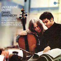 Jacqueline Du Pre - Haydn: Cello Concerto in C / Boccherini: Cello Concerto