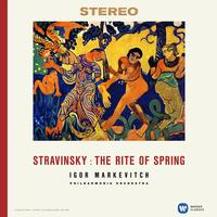 Igor Markevitch - Stravinsky: The Rite Of Spring