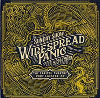 Widespread Panic - Sunday Show: 3/14/2019 Capitol Theater, Port Chester, NY
