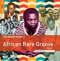 Various Artists - The Rough Guide To African Rare Groove Vol.1