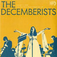 The Decemberists - Live Home Library Vol. 1: August 11, 2009, Royal Oak Music Theater, Royal Oak, MI -  140 / 150 Gram Vinyl Record