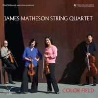 James Matheson String Quartet - Color Field -  45 RPM Vinyl Record