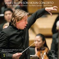 James Matheson - Violin Concerto/ Salonen