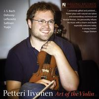 Petteri Ilvonen - Art Of The Violin