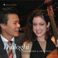 Elinor Frey & David Fung - Dialoghi