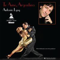 Antonio Lysy - Te Amo, Argentina