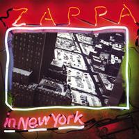 Frank Zappa - Live In New York -  180 Gram Vinyl Record