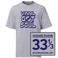 - Vinyl Got Soul T-Shirt