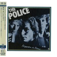 The Police - Regatta De Blanc -  SHM Single Layer SACDs