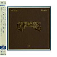 Carpenters - Singles 1969-1973 -  SHM Single Layer SACDs