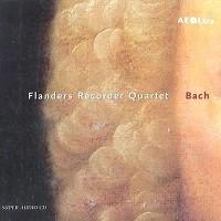 Flanders Recorder Quartet - Bach